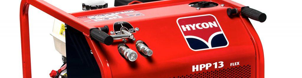 Hycon hydraulaggregat